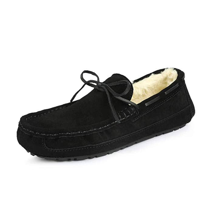 DREAM PAIRS Men's Moccasins Slippers - $18 + FSSS