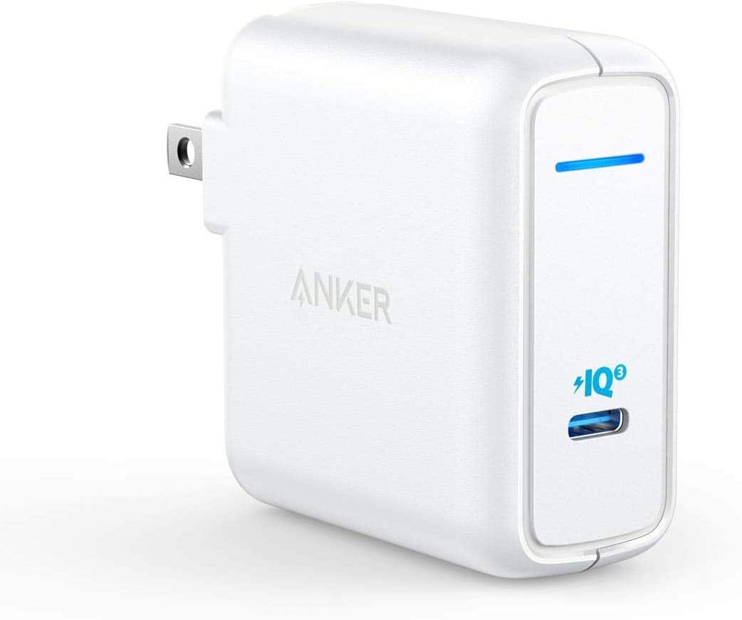 Anker 60W PowerIQ 3.0 & GaN Power Delivery USB C Charger - $27.89 & More + FSSS