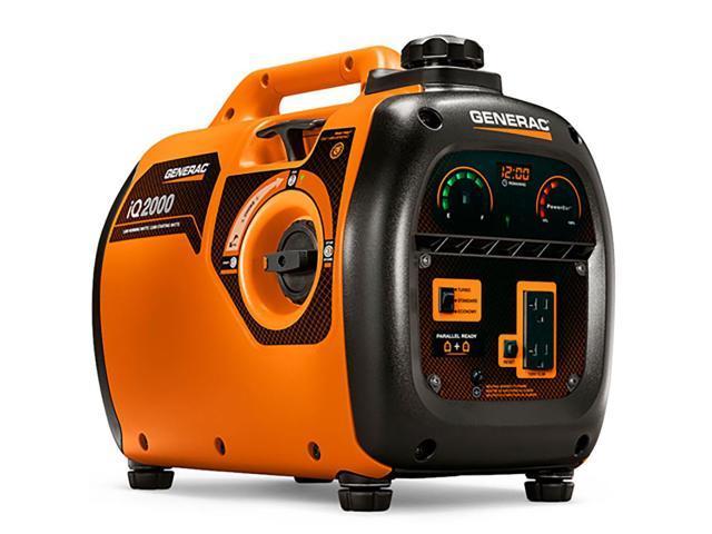 Generac 6866 iQ2000 2,000 Watt Inverter Portable Generator -  $511.99 + Free Shipping