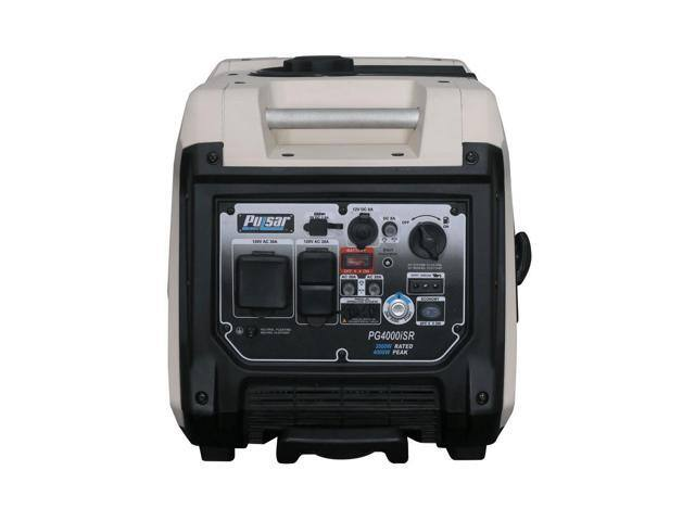Pulsar 4000 Watt Inverter Generator with Remote Start - $729.99 + Free Shipping