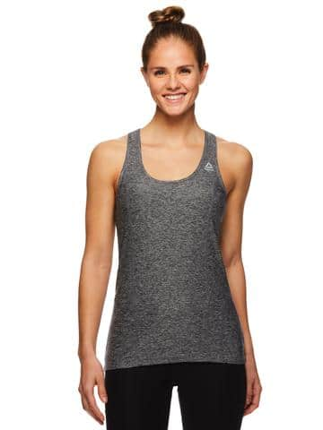 Reebok Women's Dynamic Fitted Performance Racerback Tank Top for $6.99 + Free Shipping