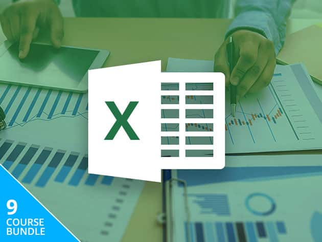 The Complete Microsoft Excel & VBA Bundle (Lifetime Access) $7.50