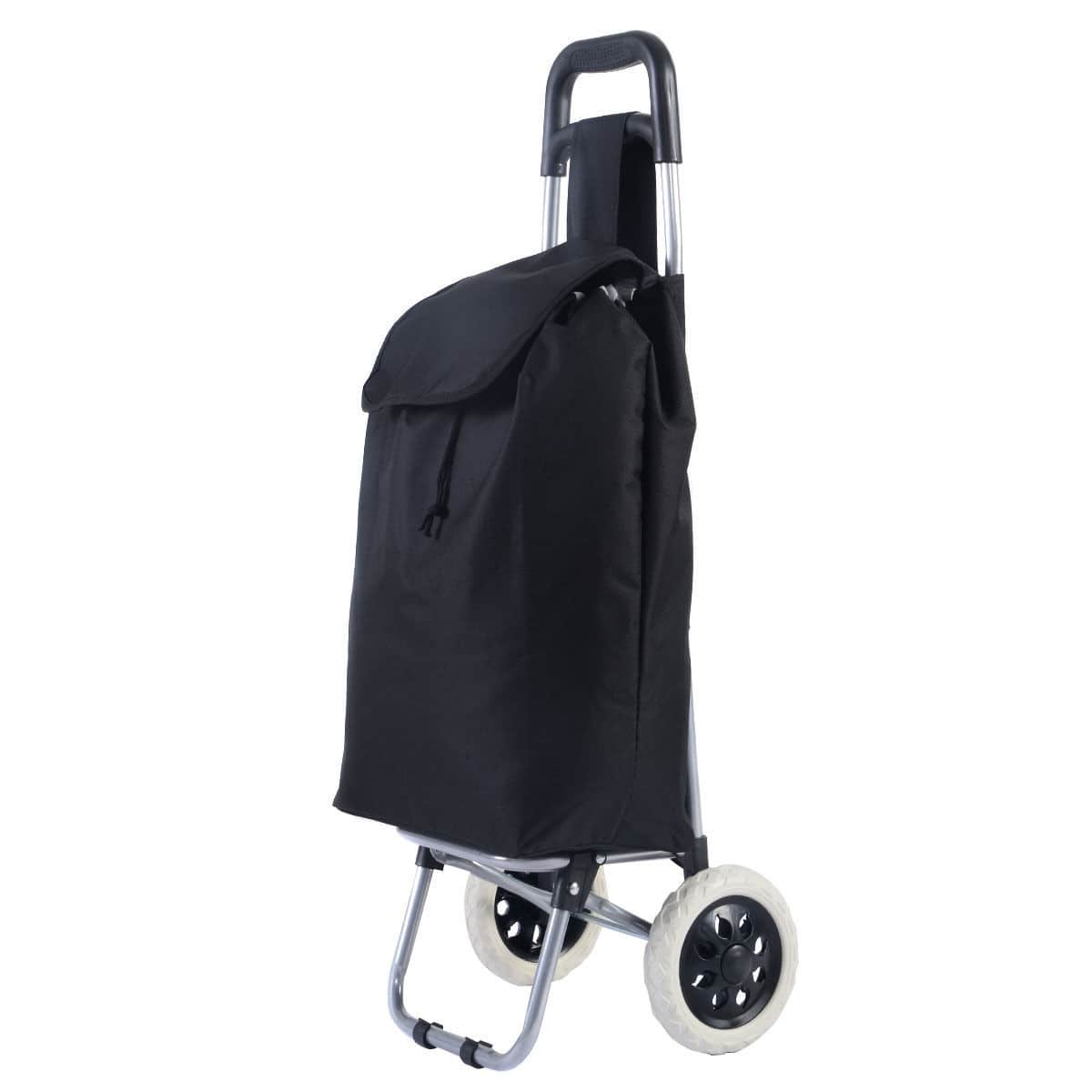 Cosway Large Capacity Light Weight Wheeled Shopping Trolley Cart - $20.95 + Free Shipping