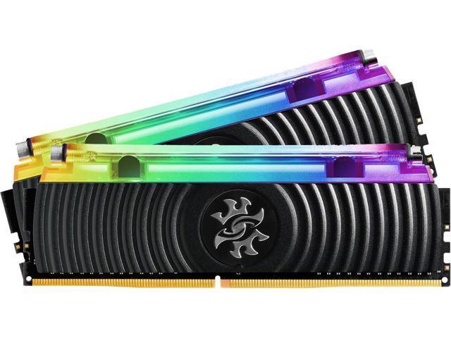 XPG SPECTRIX D80 16GB (2 x 8GB) DDR4 3000 RGB Liquid Cooling Memory $69.99 + FS
