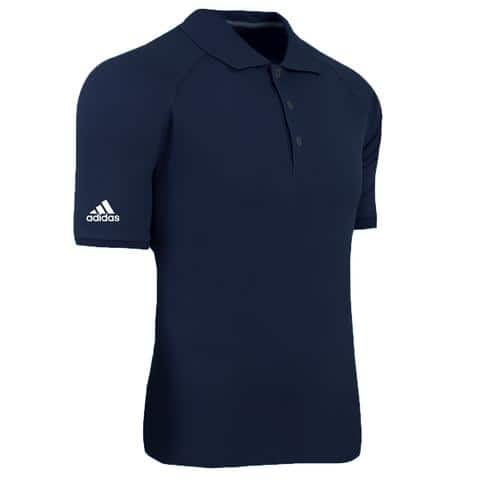 adidas Men's ClimaLite Blended Pique Polo - $14.95 + Free Shipping