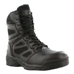 "Magnum 8"" Men's Raptor Side Zip Tactical Waterproof Military Police Work Boots - $44.99 + Free Shipping"