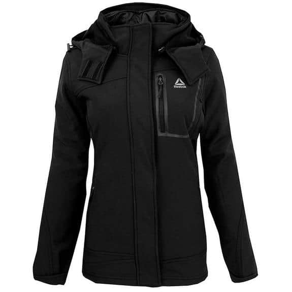 Reebok Women's Softshell System Jacket $44.99 + FS