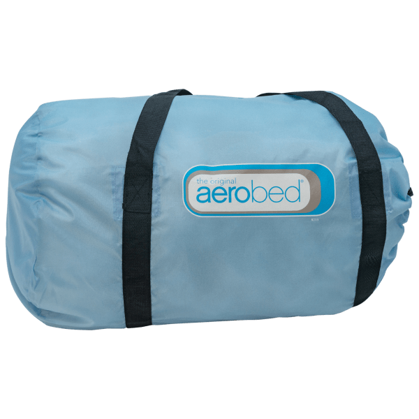 Aerobed Inflatable Mattress with Built-in Pump and Mattress Pad $49 + FREE SHIPPING