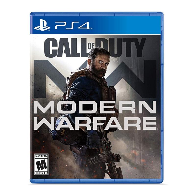 Call of Duty Moder Warfare (Region-Free) - Playstation 4 - $48.99 + FS