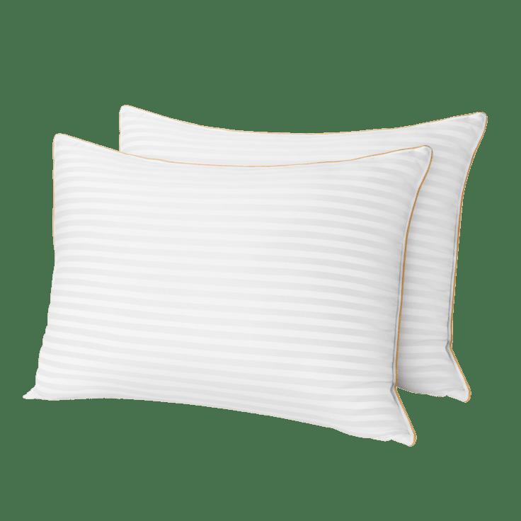 2-Pack Italian Luxury Plush Gel Pillows - $25 + Free Shipping