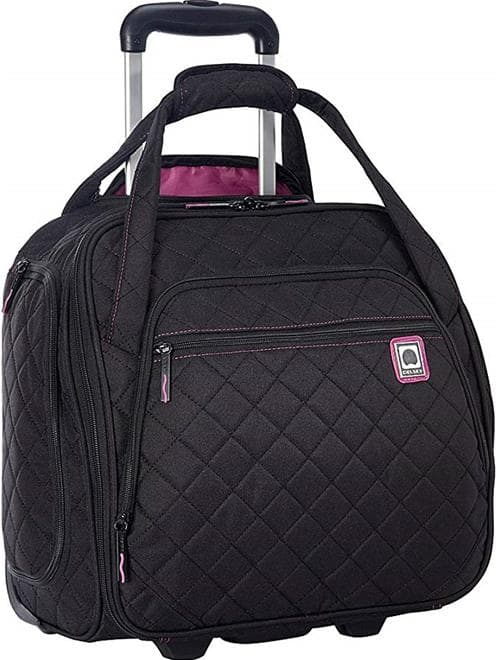 DELSEY Paris Quilted Underseater Tote $47 + Free Shipping