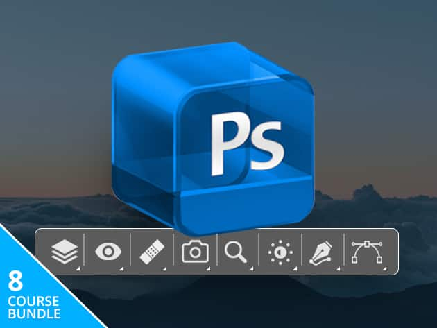 The Adobe Photoshop Creative Cloud Certification Bundle (Lifetime Access) $8.50