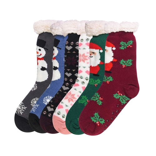 3-Pairs Mopas Cozy Thermal Non-Skid Socks - $16.99 + Free Shipping