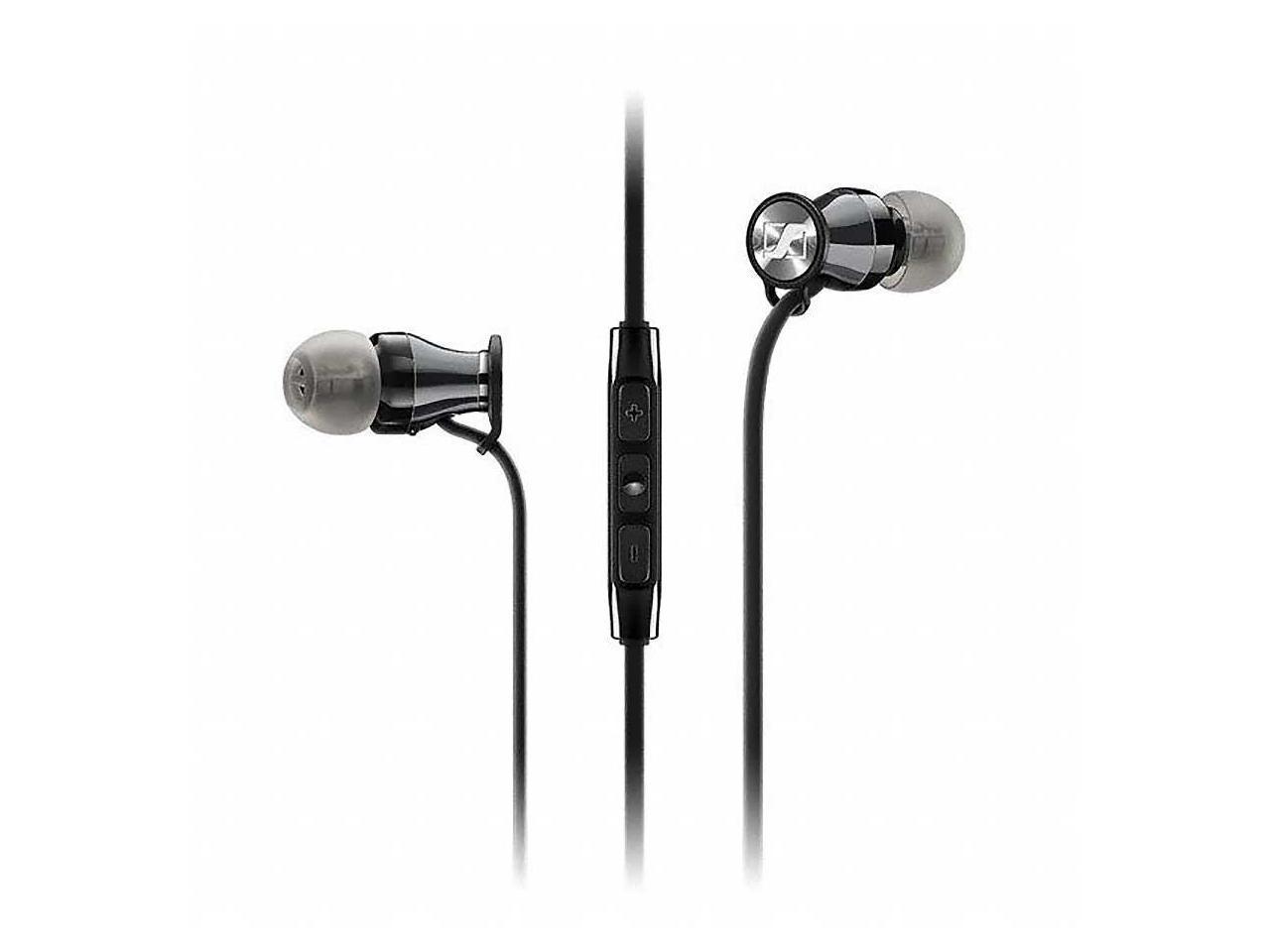 Sennheiser M2 IEi In-Ear Headphones for iPhone, iPad, and iPod (Black/Chrome) $34.99 + Free Shipping