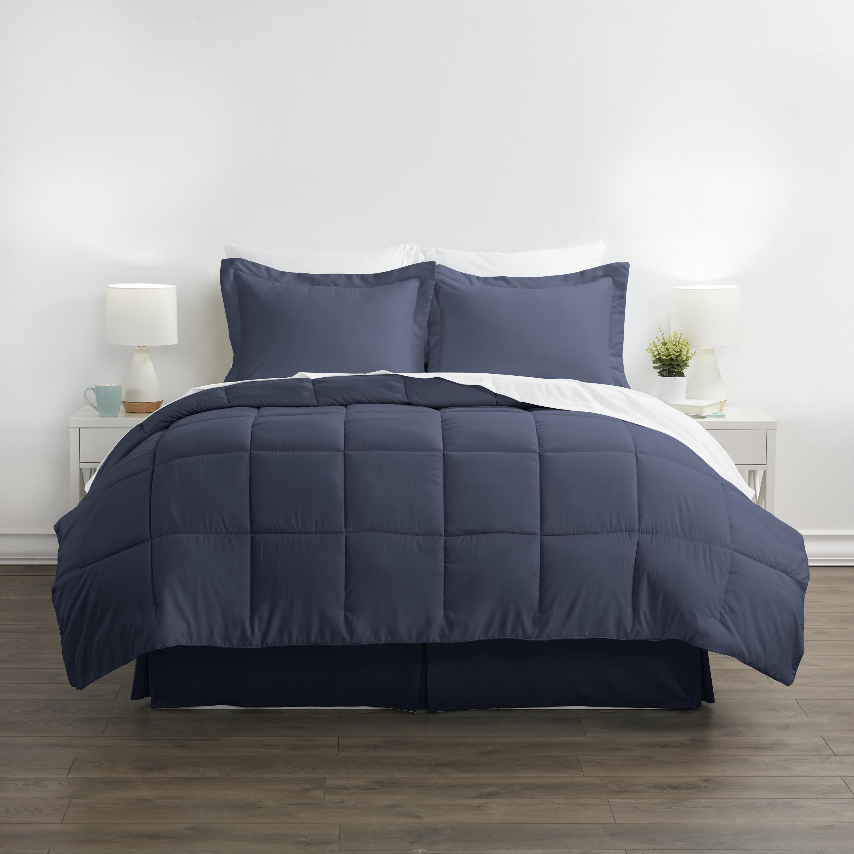 Linens & Hutch Super Soft 8 Piece Comforter Set (Comforter, Sheets, Shams + Bed Skirt): Starting at $38.40 + FS
