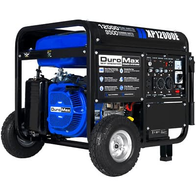 DuroMax XP12000E 12000 Watt Portable Gas Electric Start Generator - Home Standby - $819 + Free Shipping (eBay Daily Deal)