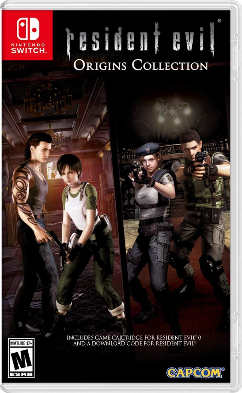 Resident Evil Origins Collection - Nintendo Switch for $29.99, Sid Meier's Civilization VI - Nintendo Switch for $19.99 + FSSS