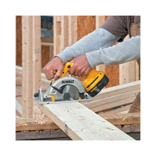 DEWALT 18V XRP 6-1/2 in. Circular Saw (Tool Only) DC390B - $49.99 + Free Shipping (eBay Daily Deal)