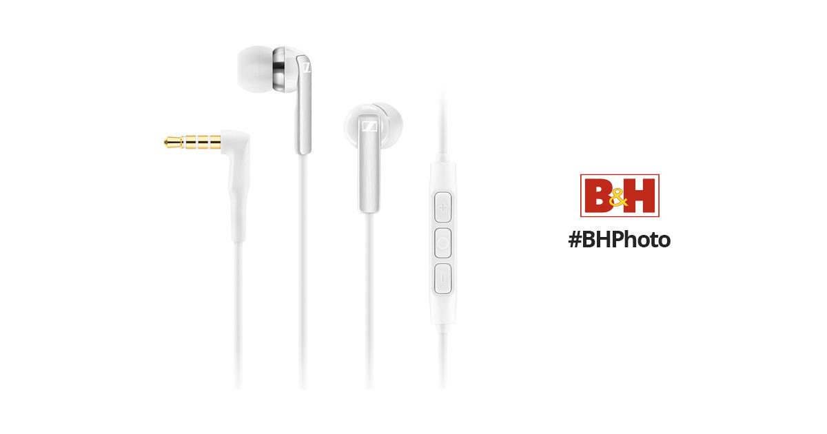 Sennheiser CX 2.00I Earphones (Black, Apple iOS / Android) for $19.99 + Free Shipping