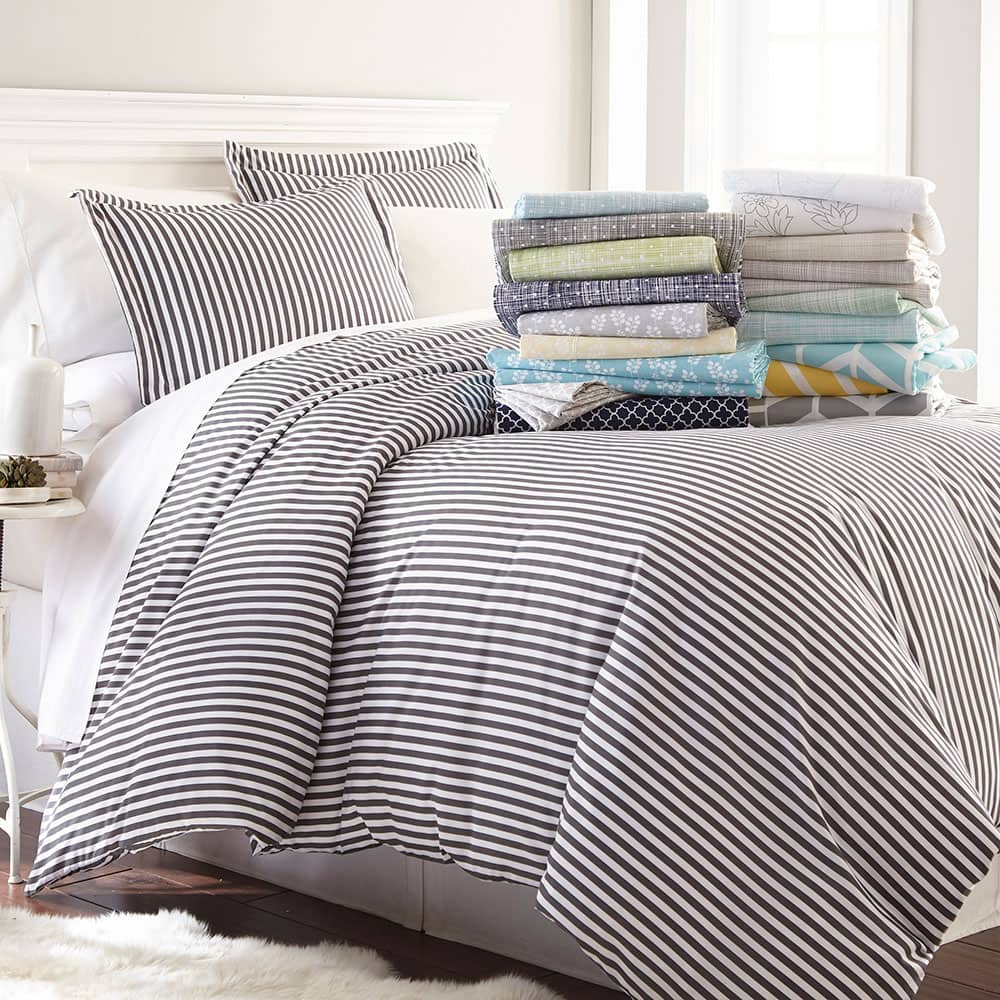 Linens & Hutch Ultra Soft Patterned Duvet Cover Sets: Starting at $20 + Free Shipping