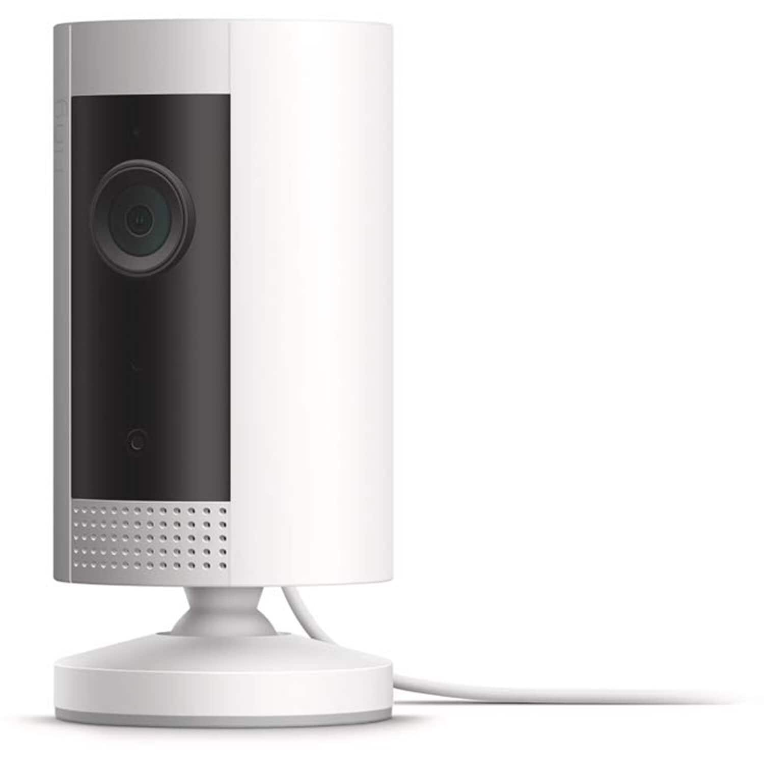 Ring Indoor Cam Plug-in HD Camera - $45.99 After 20% New Customers Coupon + Free Shipping