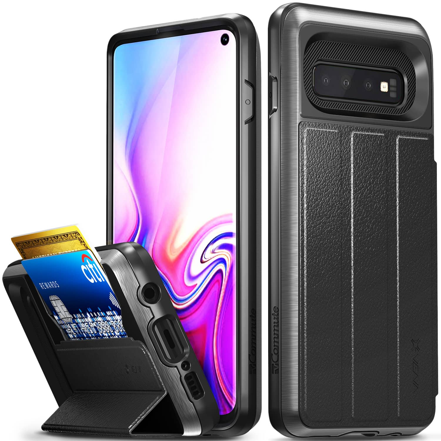 Vena Galaxy S10, S10e, S10 Plus, iPhone 8 Plus, iPhone 8, and iPhone 7 Plus Cases: Starting from $1.99 + Free Shipping