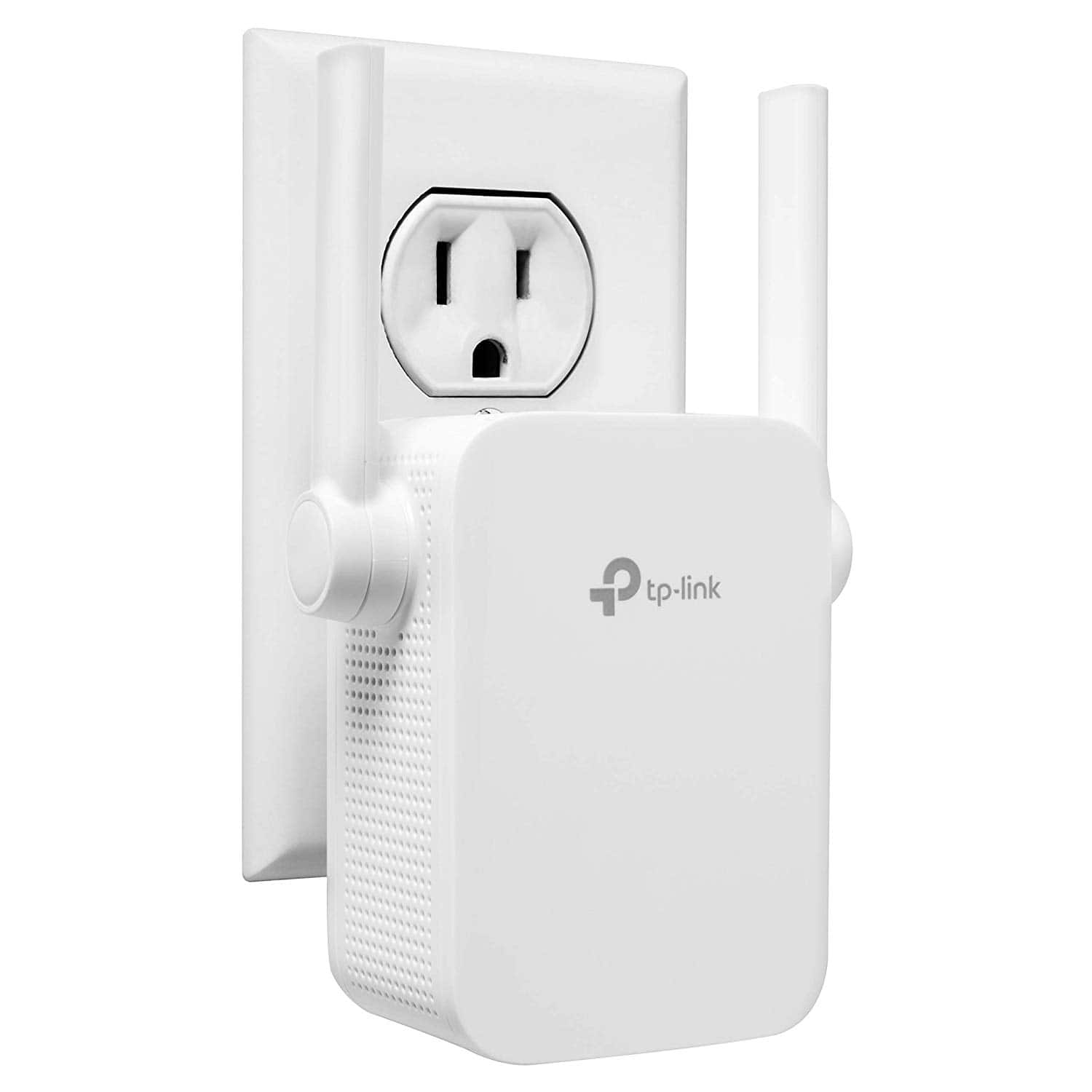 TP-Link N300 WiFi Range Extender | Up to 300Mbps | WiFi Extender, Repeater | (TL-WA855RE) - Amazon $11.95 + FSSS