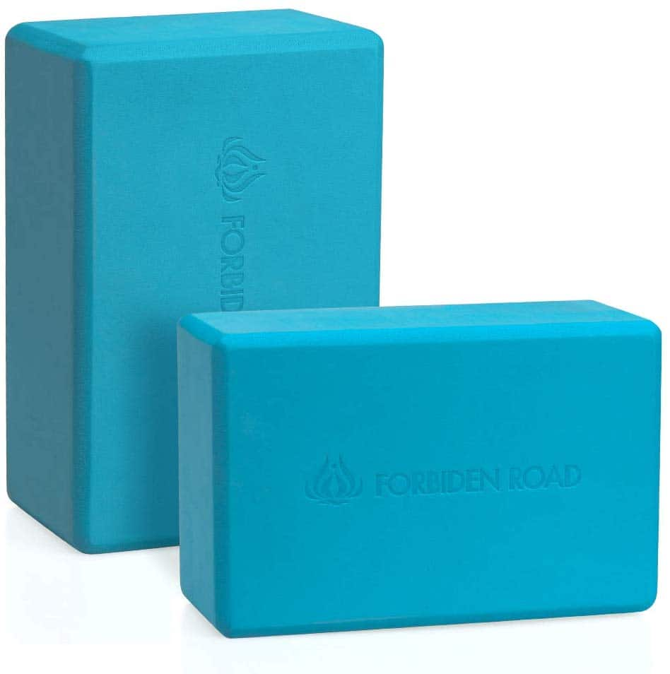 2-Piece Forbidden Road Yoga Blocks $7.99 + FSSS