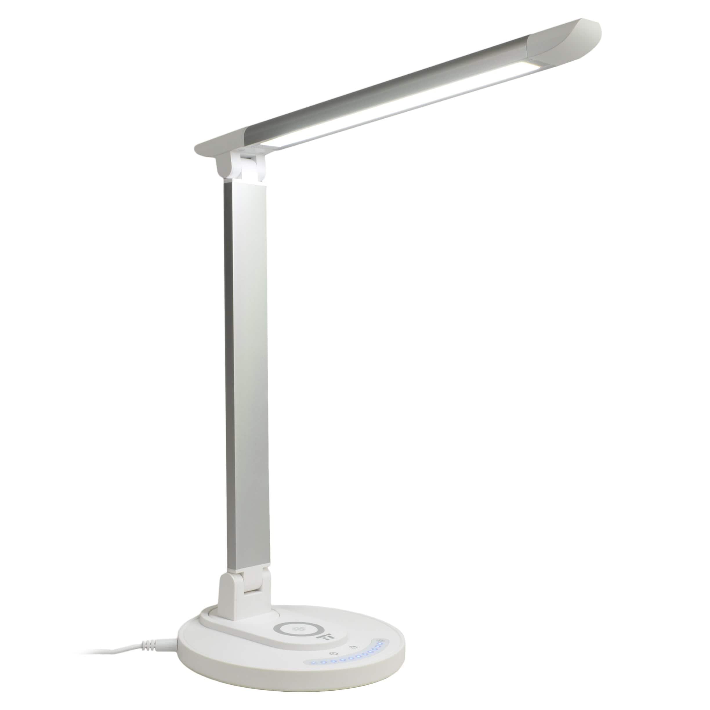 Taotronics Aluminum Led Desk Lamp W/ Qi Wireless Charging Pad - $22.34 + ($3.30) In Rakuten Points + FS