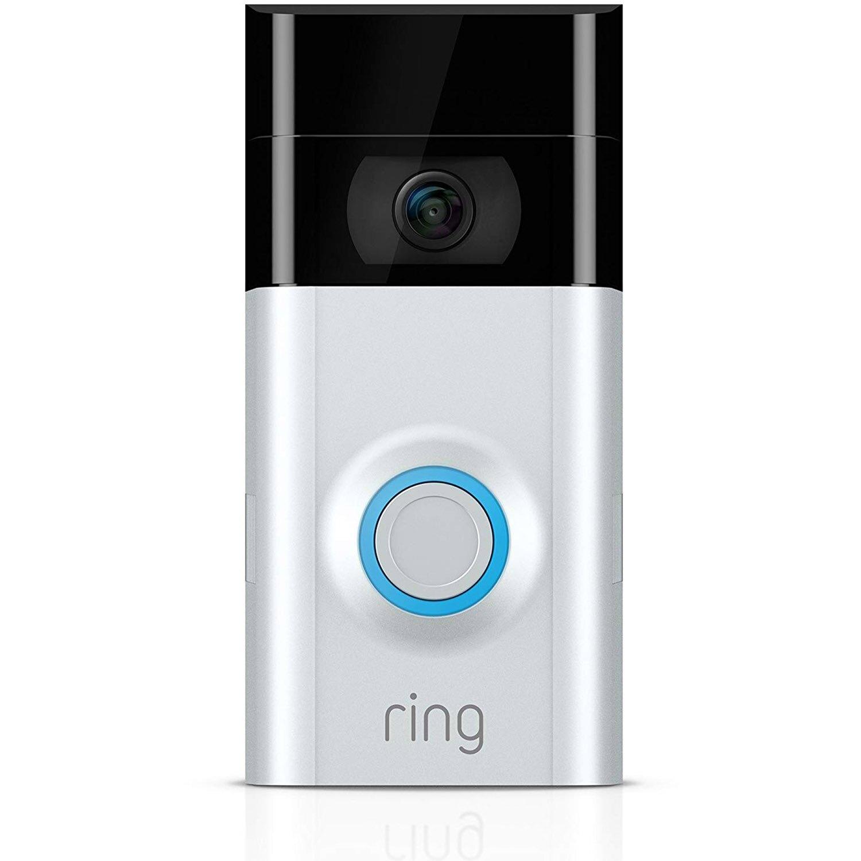 Ring 2 Video Doorbell for $109 + ($16.35) in Rakuten Points + FS