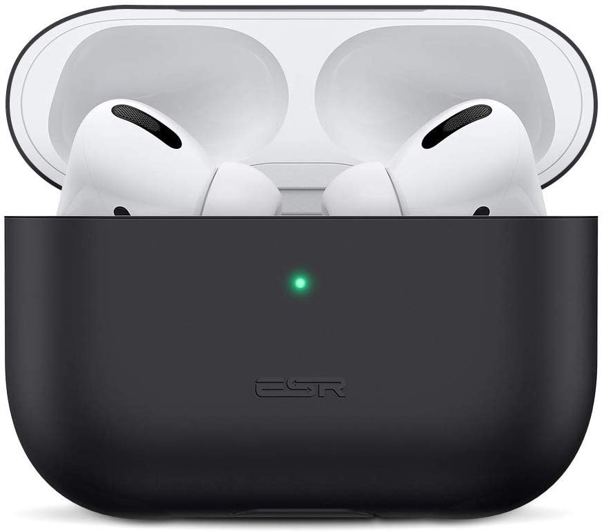 ESR Scratch-Resistant Hingeless  Ultra-Thin Skin for AirPods Pro Case, $3.99 + FSSS