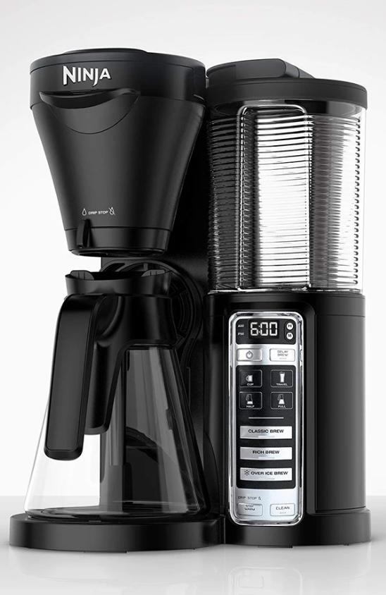 Ninja Coffee Brewer with Auto-iQ (Refurbished) for $34.88 + Free Shipping