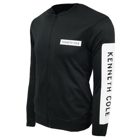 Kenneth Cole Reaction Men's Full Zip Logo Sweatshirt - $24.99 + Free Shipping