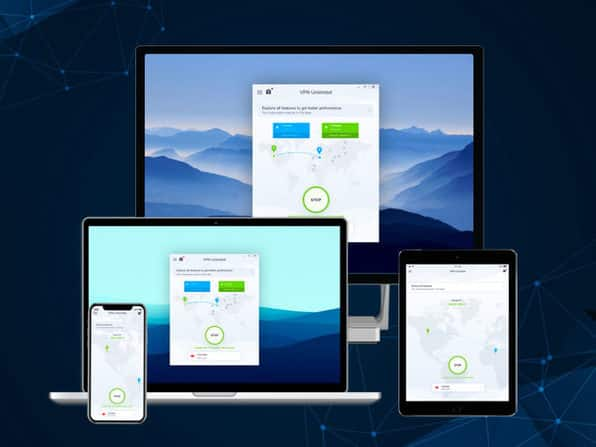 KeepSolid VPN Unlimited: Infinity Lifetime Plan (10 Devices) $44.25