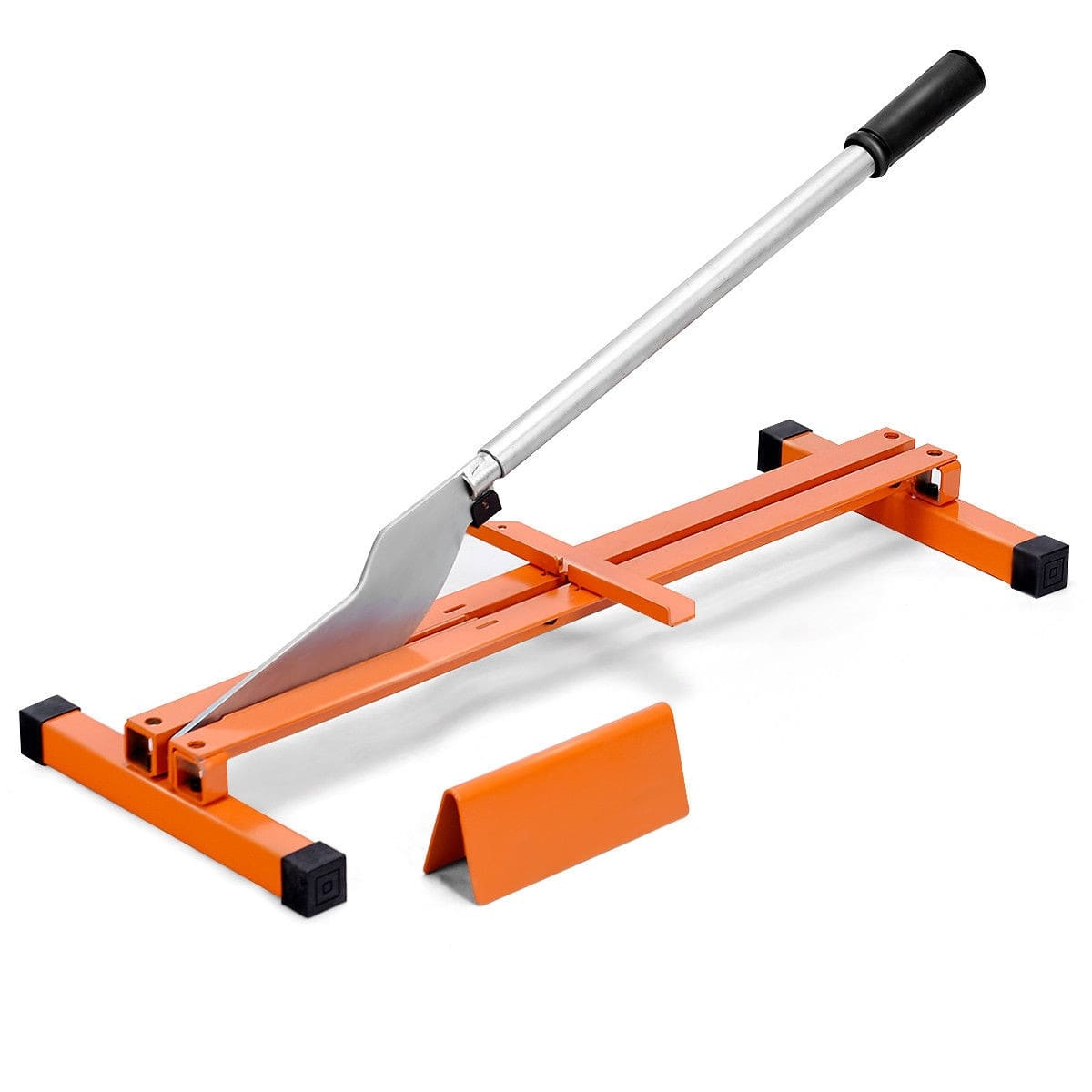Costway Heavy Duty Laminate Flooring Cutter Hand Tool V-Support $39.95 + Free Shipping