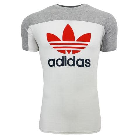 adidas Originals Men's Core Stack T-Shirt - $9.99 + Free Shipping
