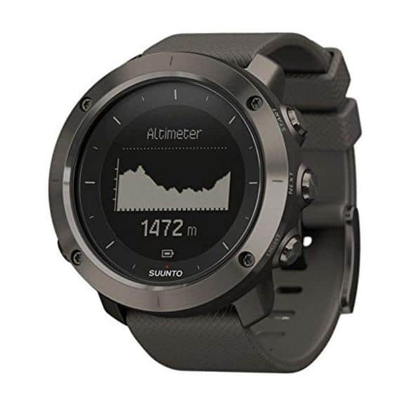 Suunto Traverse GPS And Activity Monitor, Sports Watch, Graphite $229.99 + FS