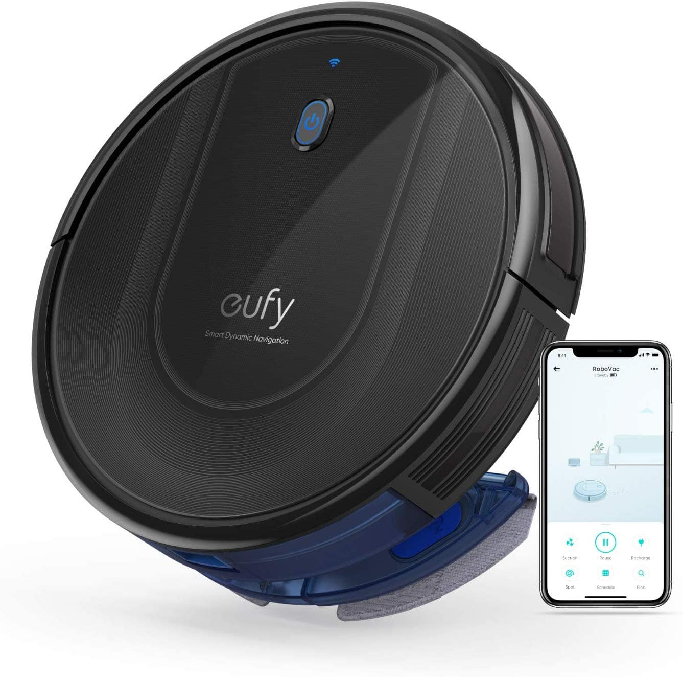 Eufy newest RoboVac G10 Hybrid, 2-in-1 Sweep and Mop $229.99 + FSSS