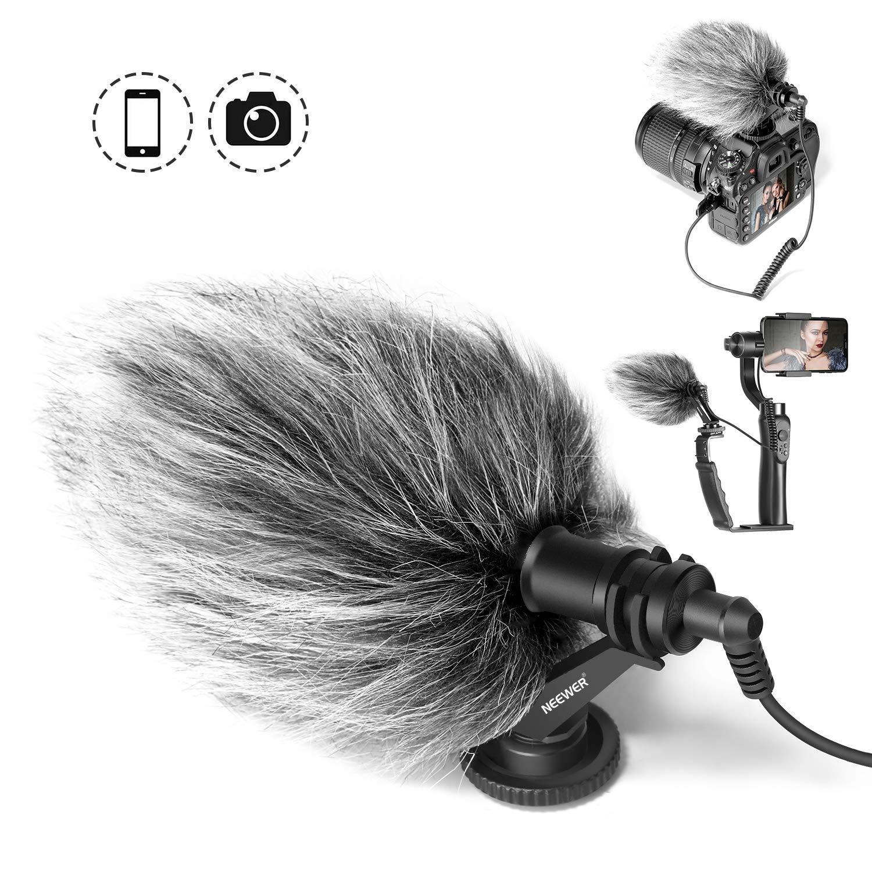 Neewer CM14 Universal Video Shotgun Microphone - $11.01 AC + FSSS