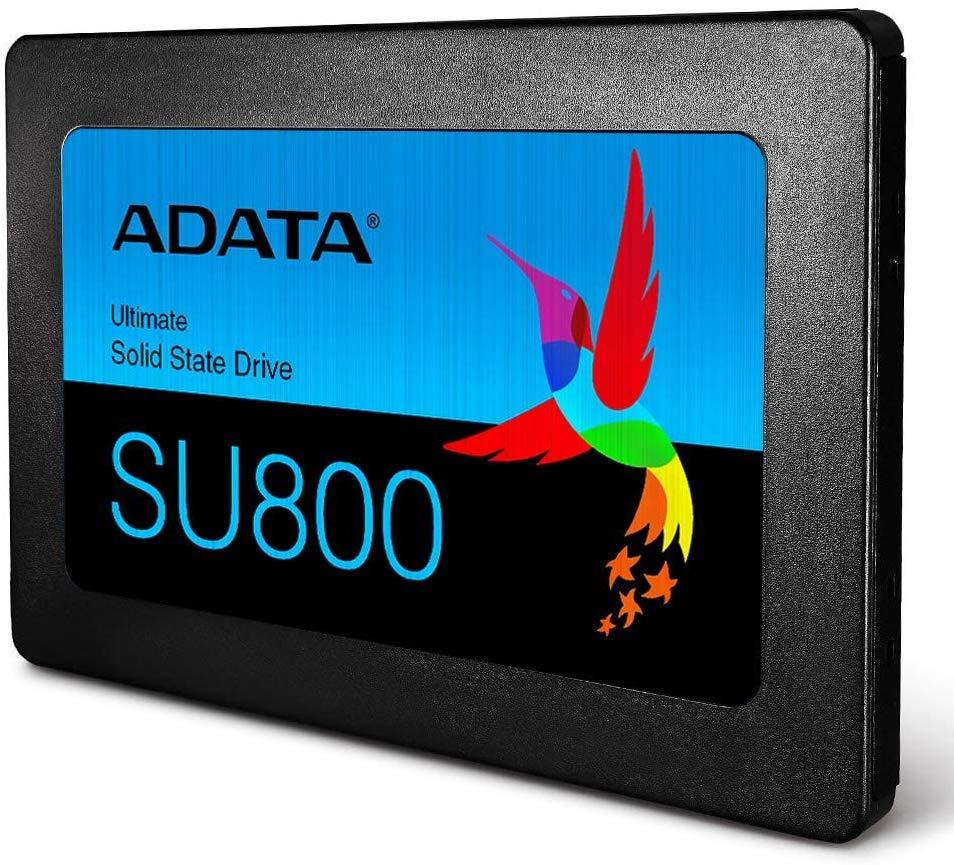 ADATA USA Ultimate SU800 256GB, 512GB, and 1TB 3D Nand 2.5 Inch SATA III Internal SSD: Starting $39.99 + FSSS