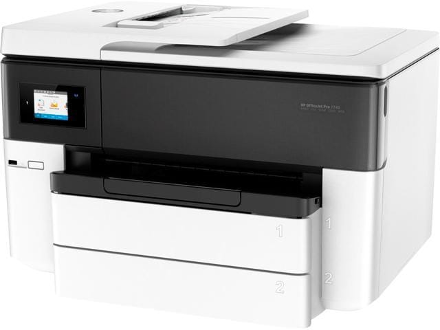 HP OfficeJet Pro 7740 Wide Format All-in-One Printer with Wireless & Mobile Printing (G5J38A) - $179.99 + $30 Gift Card + Free Shipping