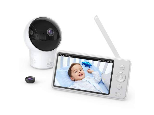 Eufy Security Video Baby Monitor with Camera and Audio, 720p HD Resolution $115.99 + Free Shipping