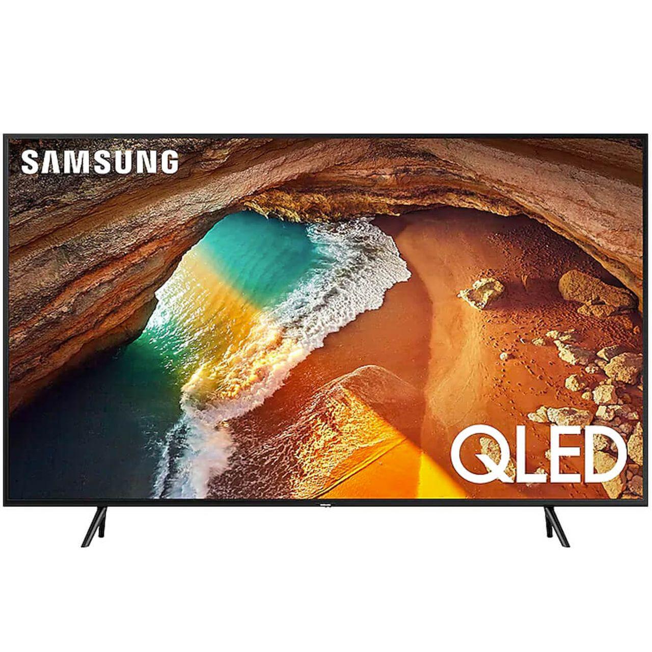 """Samsung 65"""" Class Q60R Series 4K UHD QLED Smart TV QN65Q60RAFXZA – $850 + FS"""