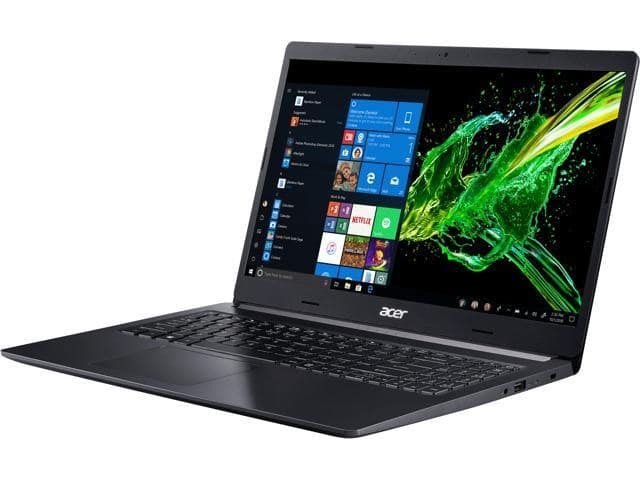 "Acer Laptop Aspire 5 i5-8265U, 8GB Memory, 512GB SSD 15.6"" only @ Newegg- $499.99 + FSSS"