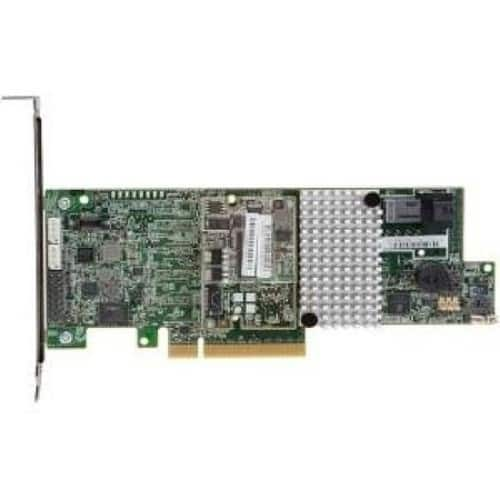 LSI 9300 MegaRAID PCI-Express 3.0 x8 SATA / SAS, 4 Port 12GB/s Raid Controller $214.99 + FS