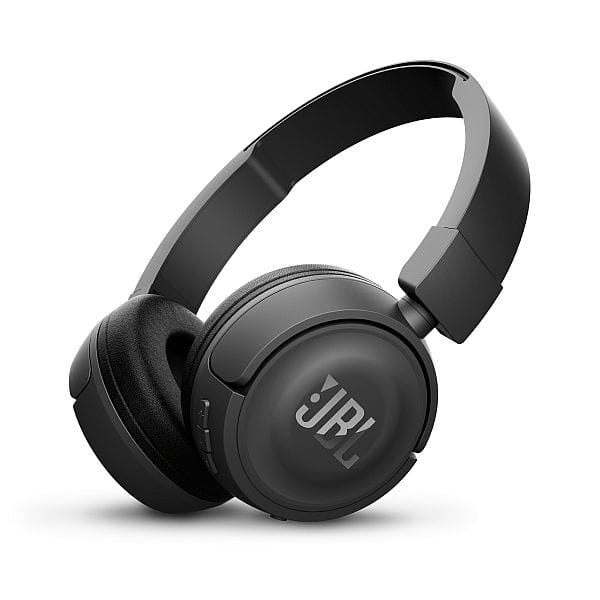 JBL T450BT Wireless Foldable Bluetooth Headphones (Various Colors)