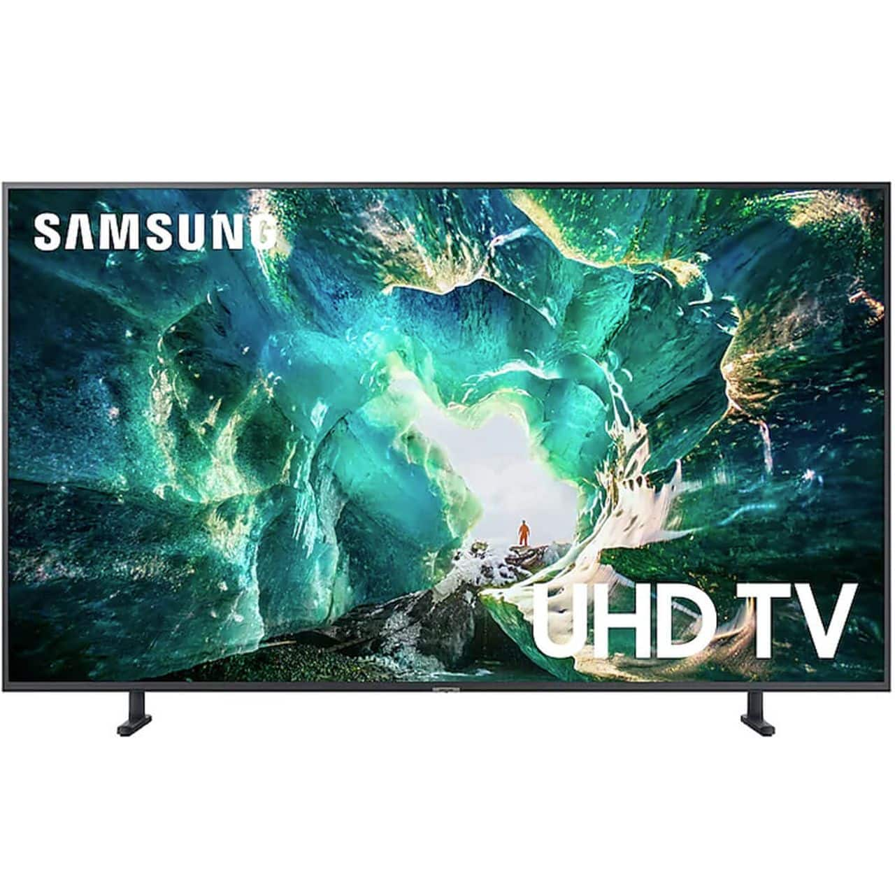 "Samsung 49"" Class RU8000 Series Smart 4K UHD TV UN49RU8000FXZA – $519 + Free Shipping"