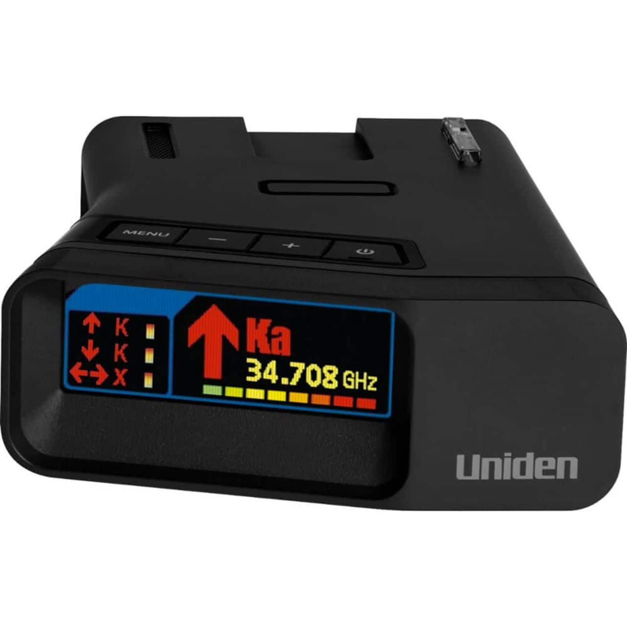 Uniden R7 Long Range Laser & Radar Detector with Arrow Alert – $444 + Free Shipping