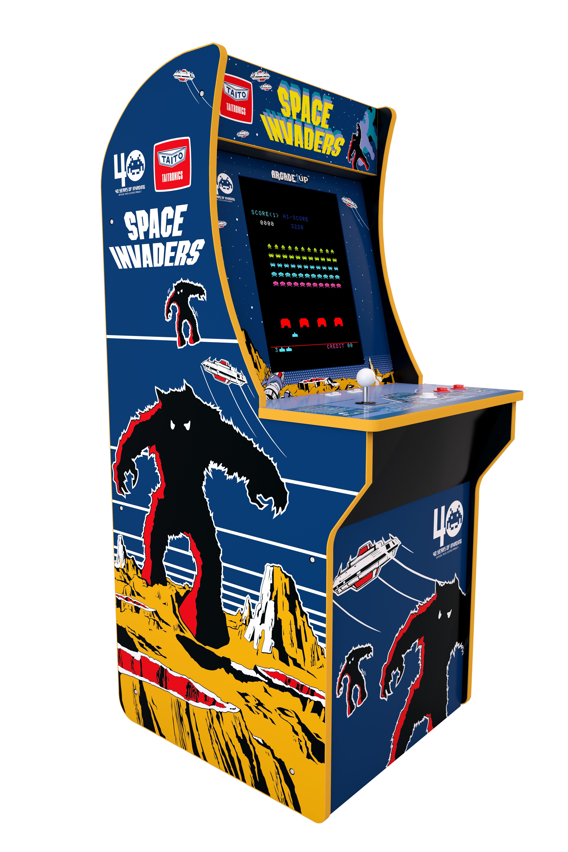 Arcade1UP, Space Invaders Arcade Machine $149.99 + FS