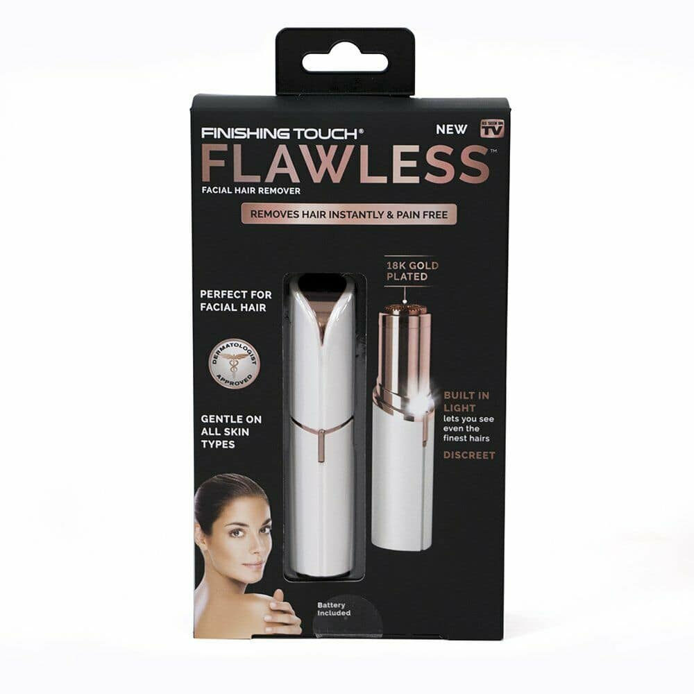 Finishing Touch Flawless Hair Remover Finishing Touch $11.95 + FS